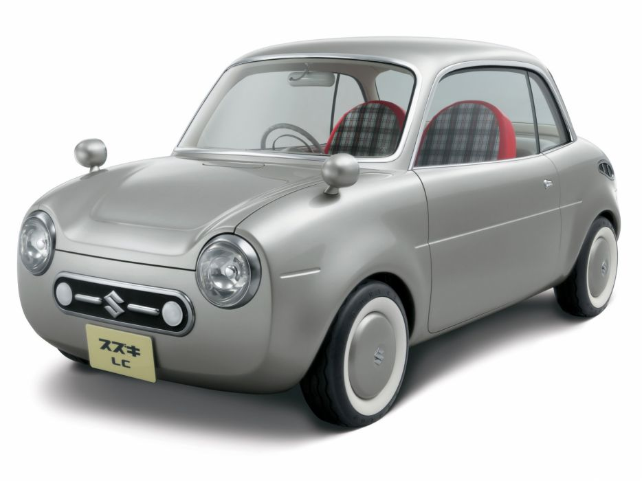 Suzuki LC Concept 2005 wallpaper
