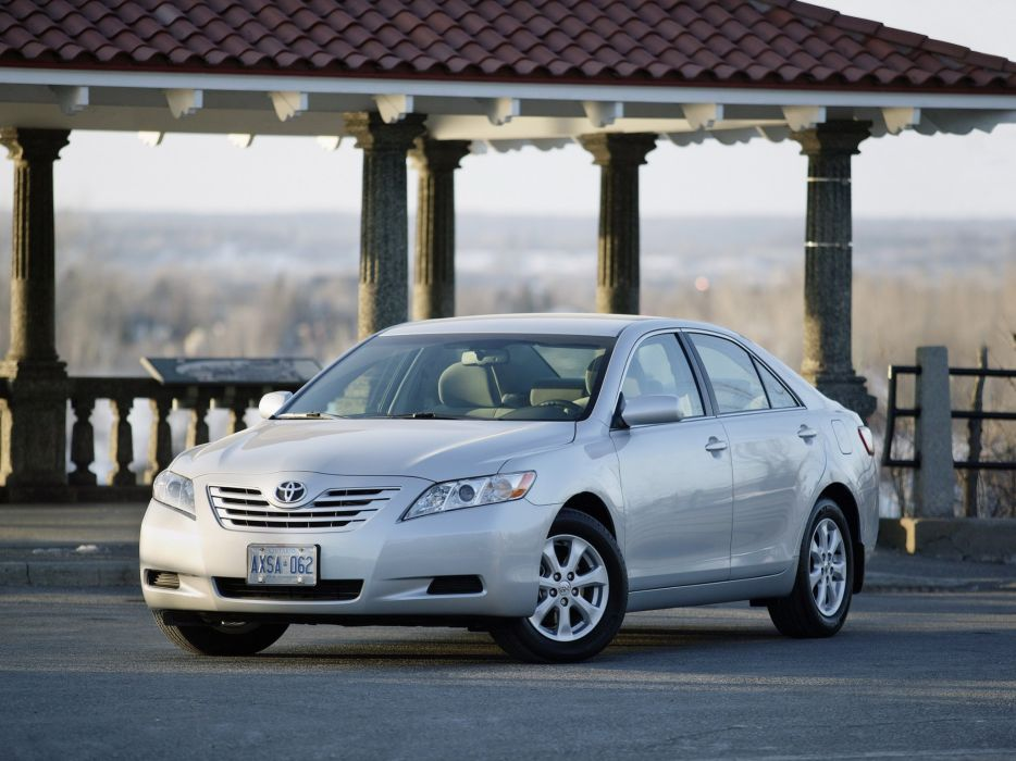 Toyota Camry LE 2006 wallpaper