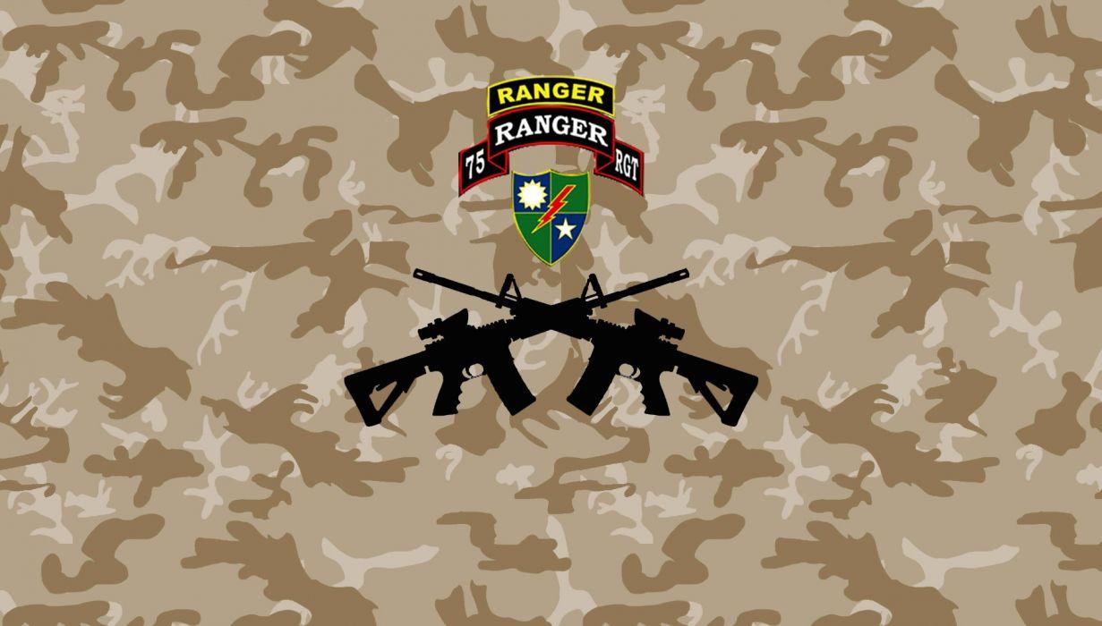 SSM Army Rangers wallpaper
