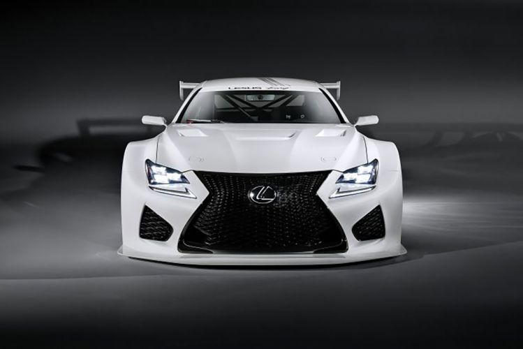 SSM 2014 Lexus RCF GT3 wallpaper