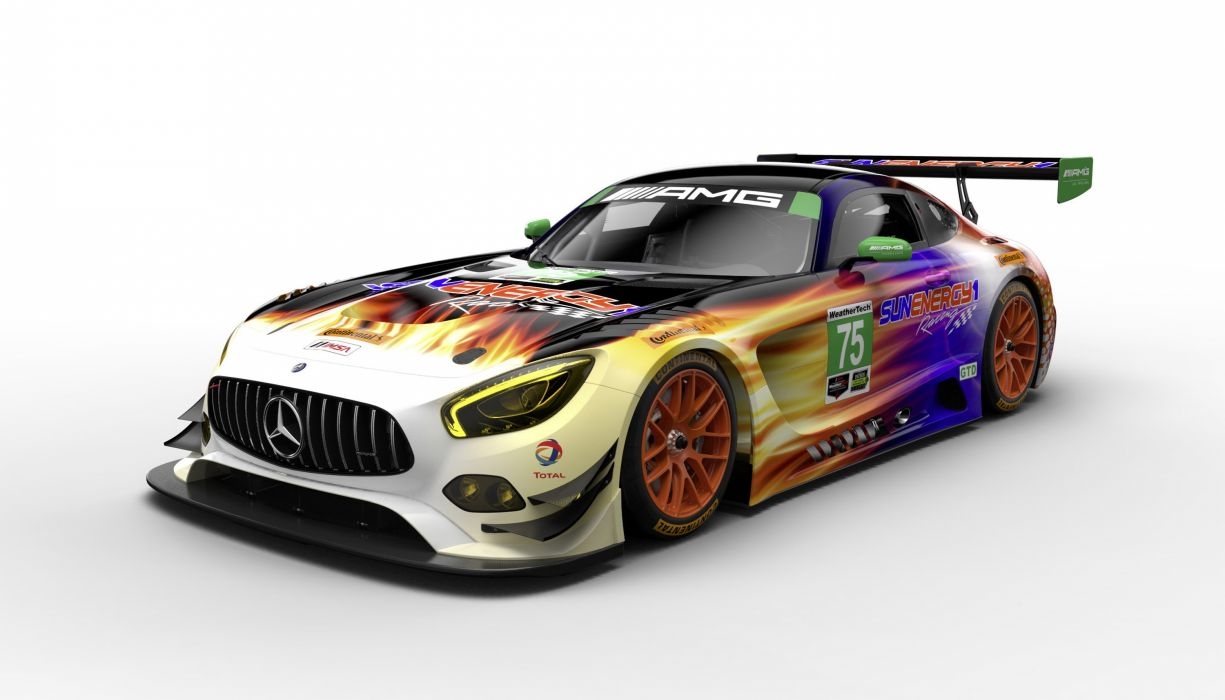 ercedes AMG GT3 cars racecars wallpaper