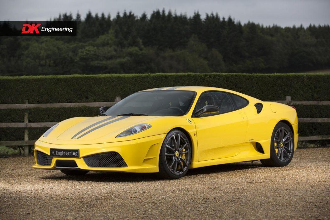 2007 430 cars ferrari scuderia yellow scuderia wallpaper