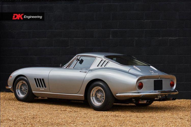 1964 Ferrari 275 GTB Alloy cars silver classic wallpaper