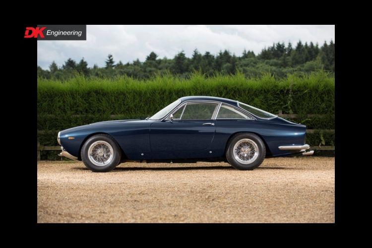 1964 Ferrari 250-GT Berlinetta Lusso cars blue classic wallpaper