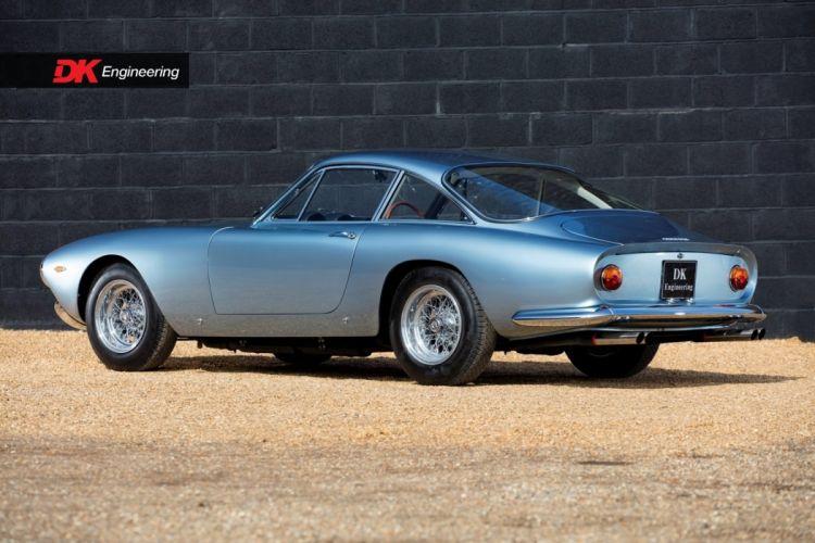 1964 Ferrari 250-GT Lusso berlinetta cars classic wallpaper