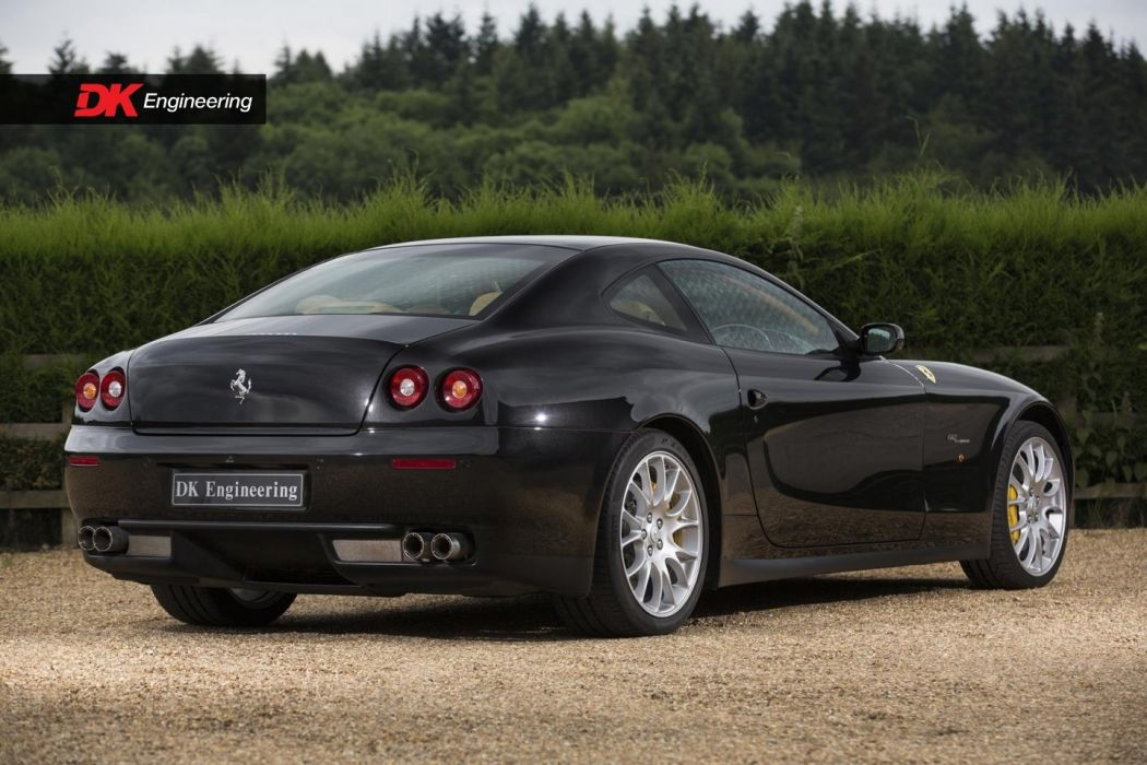 Ferrari 612 Scaglietti HGT2 Handling Package cars black wallpaper