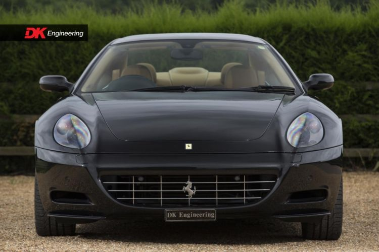 Ferrari 612 Scaglietti HGT2 Handling Package cars black wallpaper