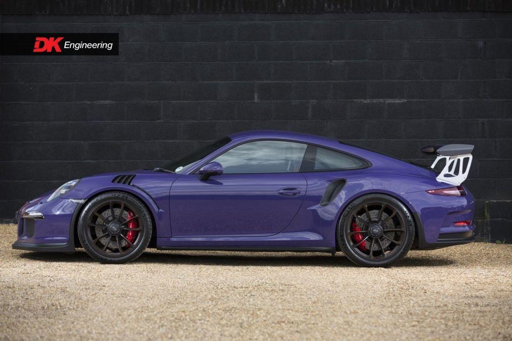 Porsche 911 (991) GT3 (RS) cars wallpaper