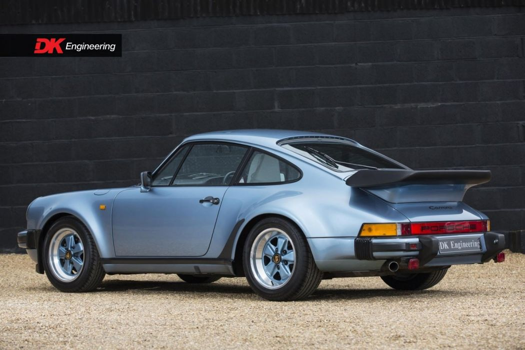 Porsche 911 turbo Supersport cars blue 1971 wallpaper