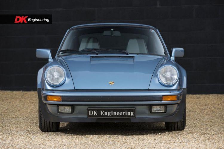 Porsche 911 turbo Supersport cars blue 1971 wallpaper