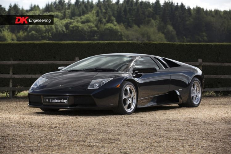 Lamborghini Murcielago cars supercars black wallpaper