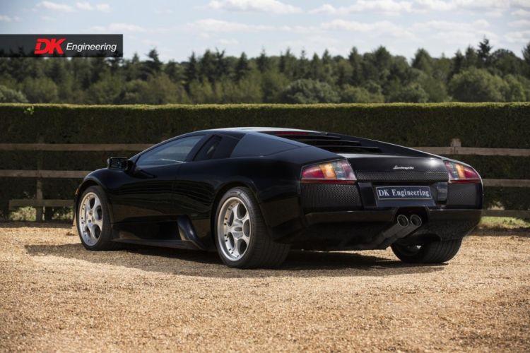 Lamborghini Murcielago cars supercars black wallpaper