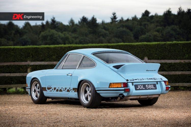 (rs) 1973 blue carrera cars porsche 2 7 wallpaper