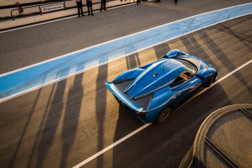 NextEV NIO EP9 Electric Supercar cars wallpaper