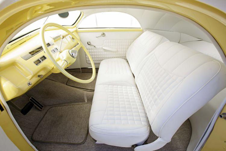 1940 mercury cars yellow custom wallpaper