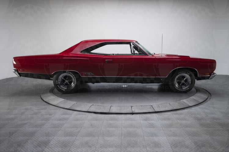 1969 Plymouth GTX 440 cars red wallpaper