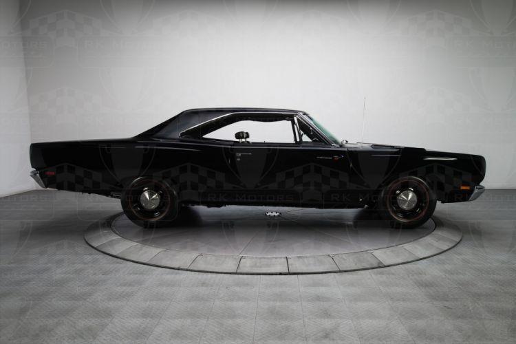 1969 Plymouth Road Runner cars HEMI 426 wallpaper