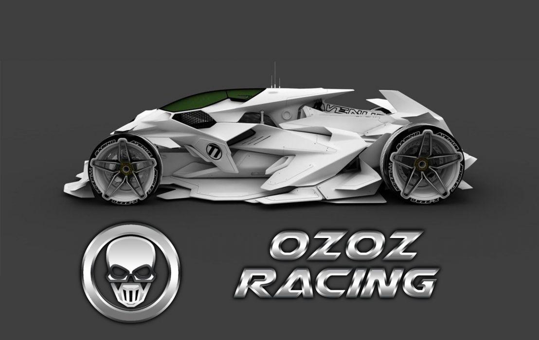 0z0z Racer wallpaper