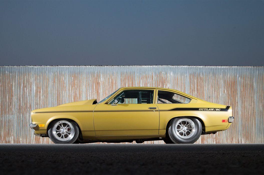 1972 Pro Street chevy cars Vega wallpaper