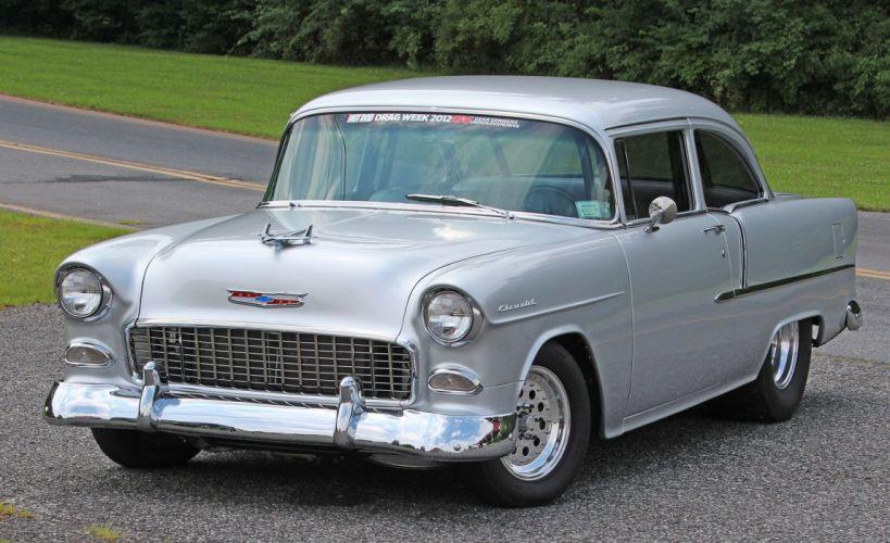 1955 chevrolet silverado cars silver wallpaper