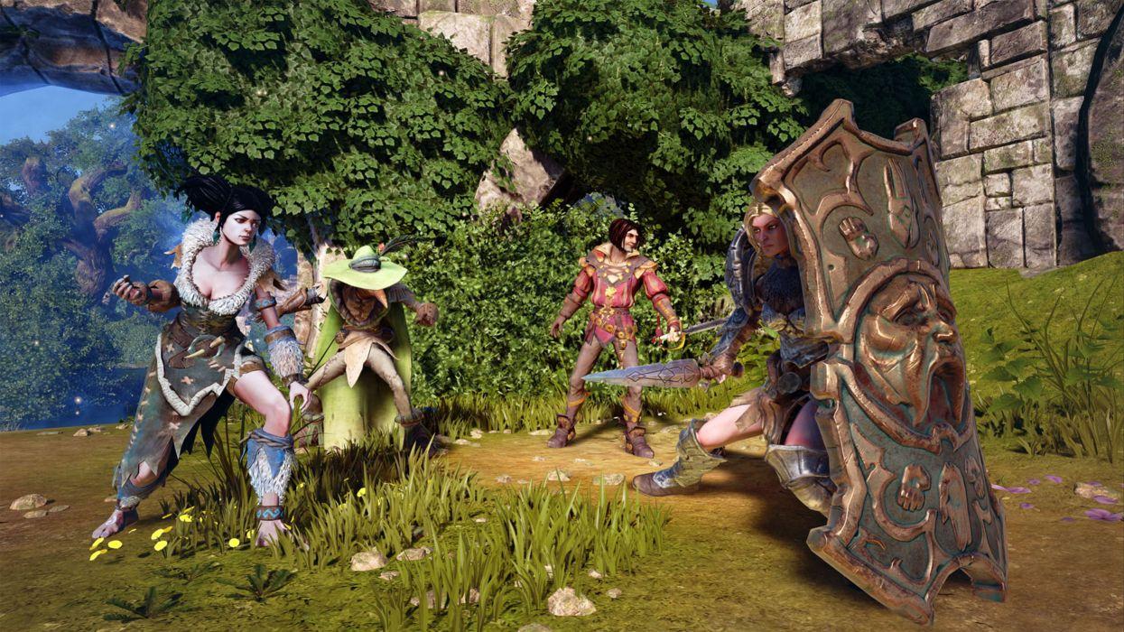 Fable-Legends-4K-Wallpaper-2 wallpaper
