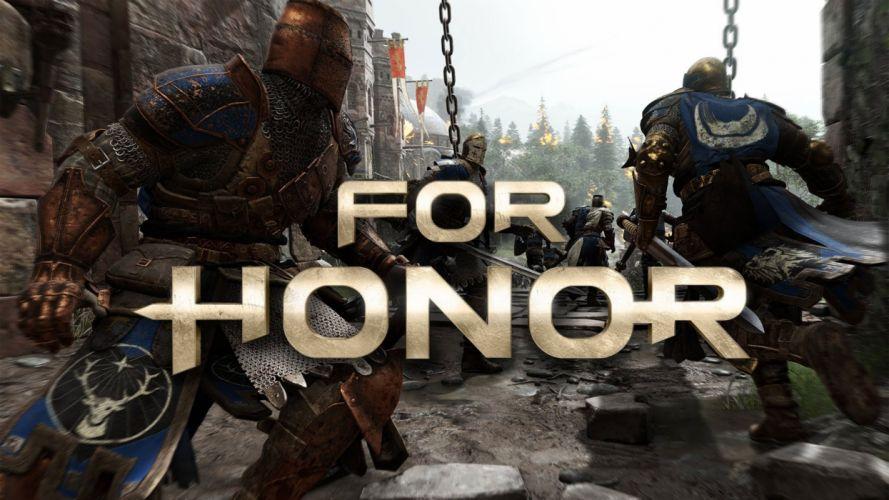 For-Honor-4K-Wallpaper wallpaper