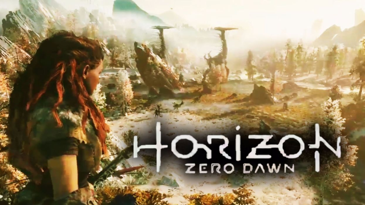 Horizon Zero Dawn 4k Wallpaper Wallpaper 3840x2160 1051623