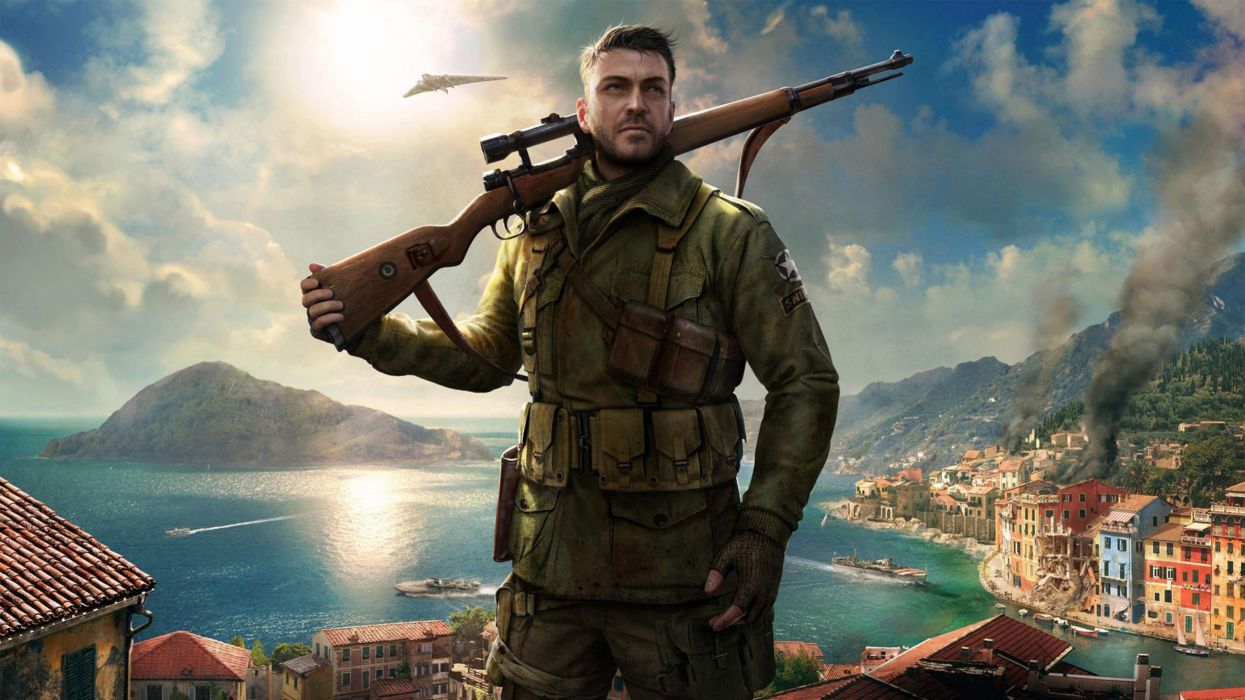 Sniper-Elite-4-4K-Wallpaper wallpaper