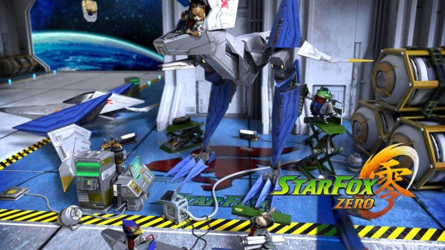 Star-Fox-Zero-4K-Wallpaper-2 wallpaper