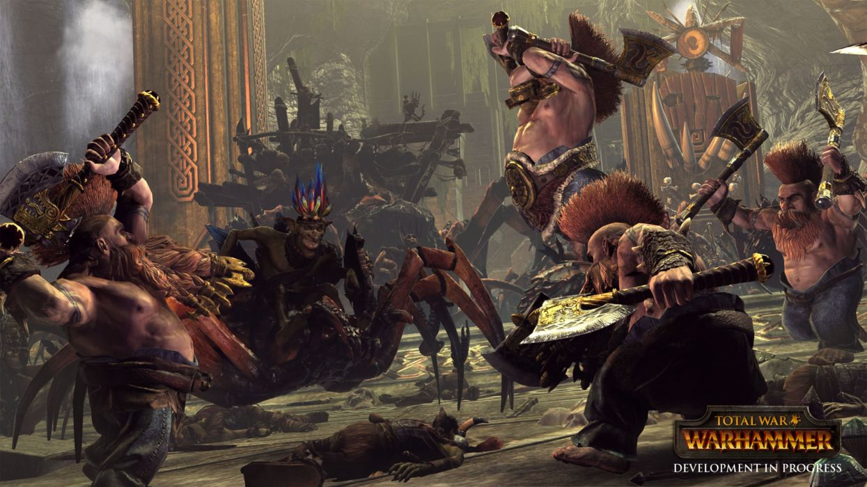 Total War Warhammer 4k Wallpaper 3 Wallpaper 3840x2160