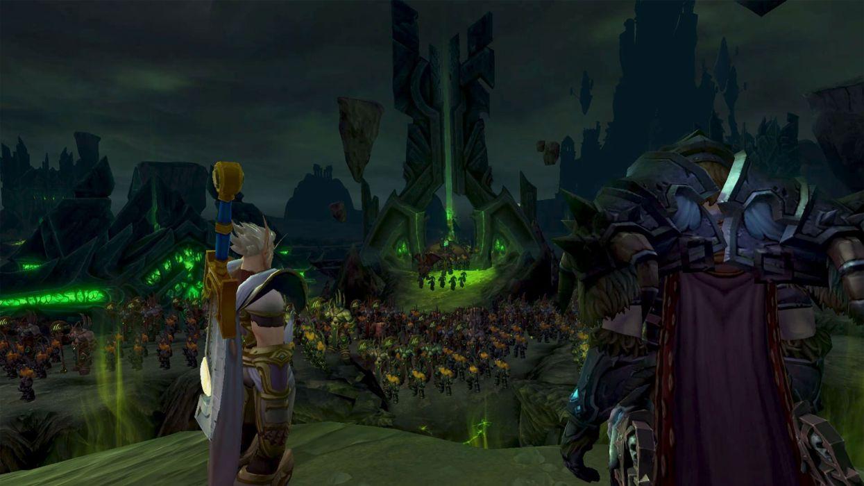 World Of Warcraft Legion 4k Wallpaper 2 Wallpaper 3840x2160