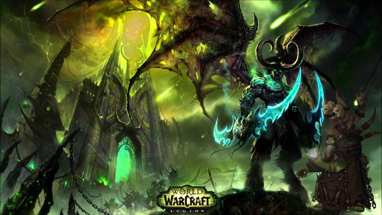 World Of Warcraft Legion 4k Wallpaper 3 Wallpaper 3840x2160