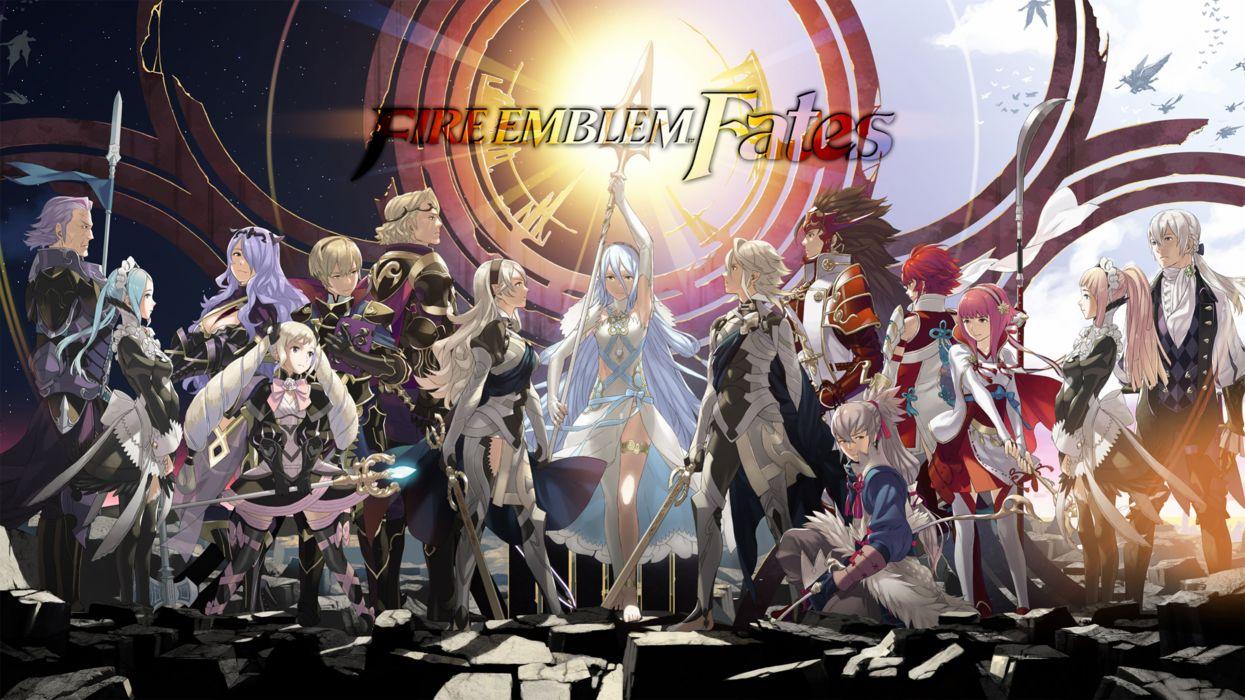 Fire-Emblem-Fates-4K-Wallpaper-3 wallpaper