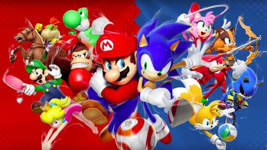 Mario-and-Sonic-at-the-Rio-2016-Olymic-Games-4K-Wallpaper wallpaper