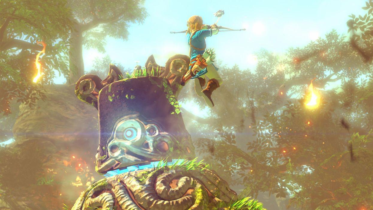 The Legend Of Zelda Twilight Princess Hd 4k Wallpaper 3