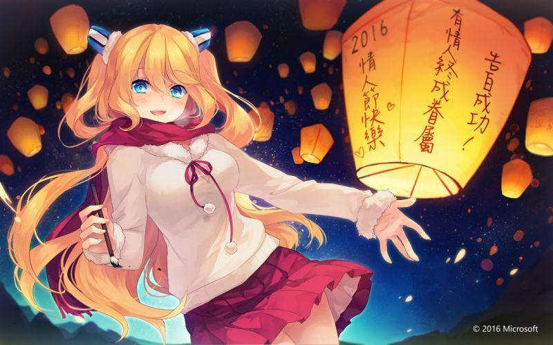 Aizawa Hikaru anime Anime Girls wallpaper