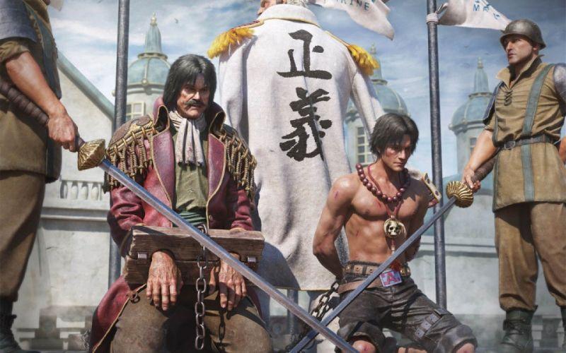 Gol D Roger Monkey D Garp One Piece Portgas D Ace wallpaper