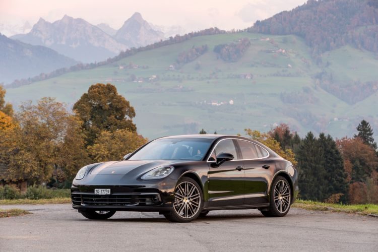 Porsche Panamera (4S) (971) cars 2+2 2016 wallpaper