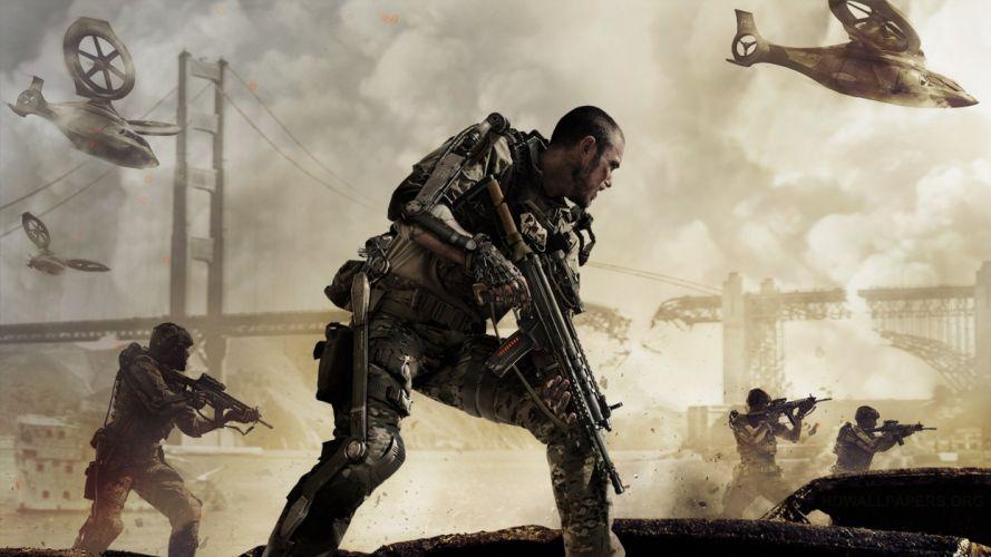CoD - Advanced Warfare wallpaper