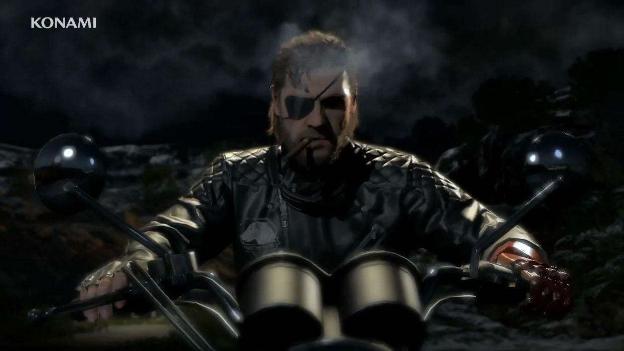 Metal Gear Solid V The Phantom Pain Wallpaper 1920x1080