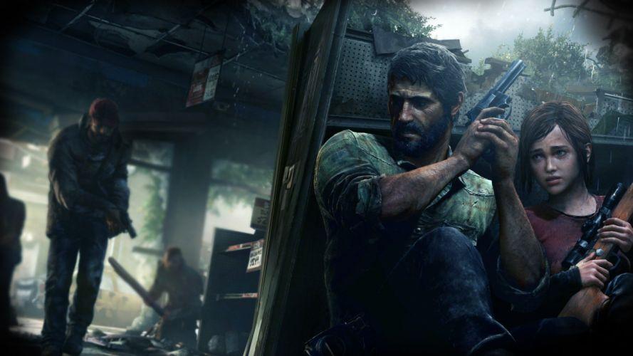 The Last of Us wallpaper