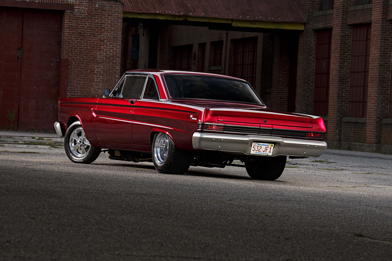 1965 Comet Cyclone Mercury cars red drag wallpaper | 5760x3840 ...