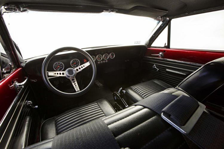 1965 Comet Cyclone Mercury cars red drag wallpaper