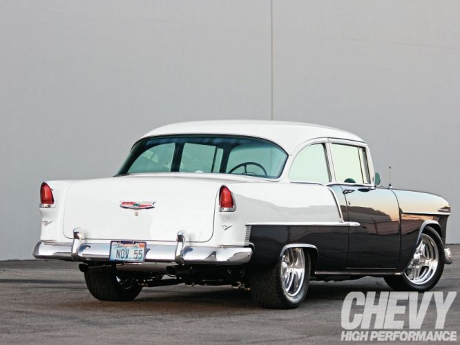 1955 Chevrolet 210 cars chevy modified wallpaper