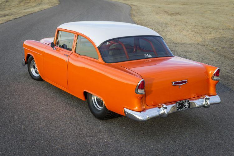 1955 Chevrolet 150 cars chevy pro street wallpaper