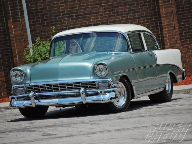 1956 Chevrolet 210 cars chevy wallpaper