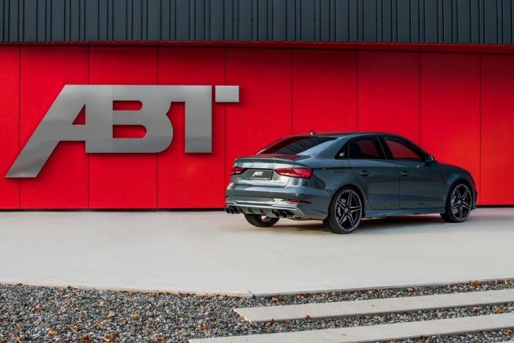 Audi (S3) Sedan cars modified (8V) 2016 wallpaper