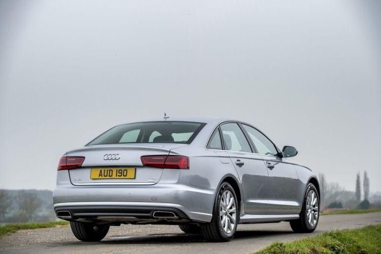 Audi (A6) TDI Sedan UK-spec (4G C7) cars 2015 wallpaper