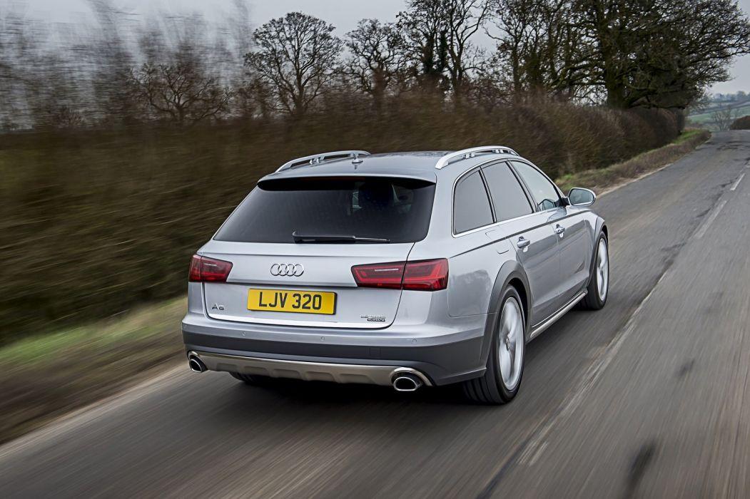 Audi A6 Allroad Tdi Quattro Uk Spec 4g C7 Cars 2014