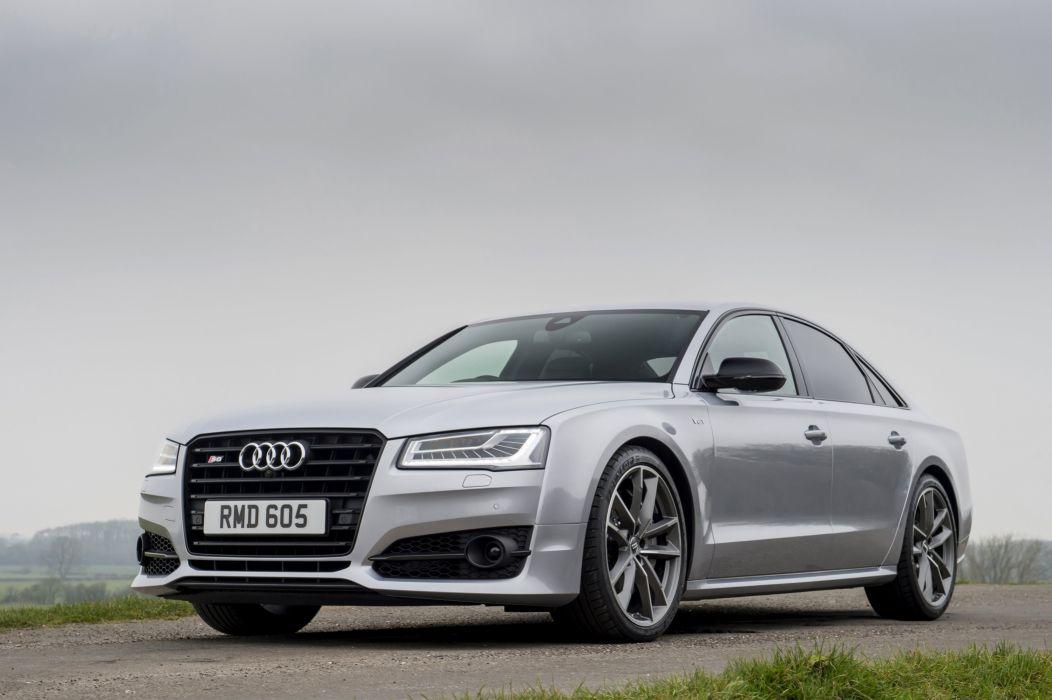 Audi (S8) plus UK-spec (D4) cars 2016 wallpaper